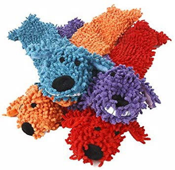 Multipet | Loofa Floppy Unstuff Dog