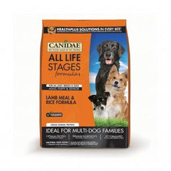 CANIDAE | Lamb & Rice | Dry Dog Food