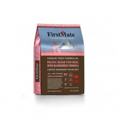 FirstMate | Grain-Free Fish with Blueberries | Dry Cat Food