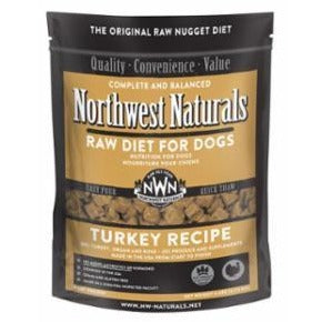 Northwest Naturals Raw Dog Food Nuggets
