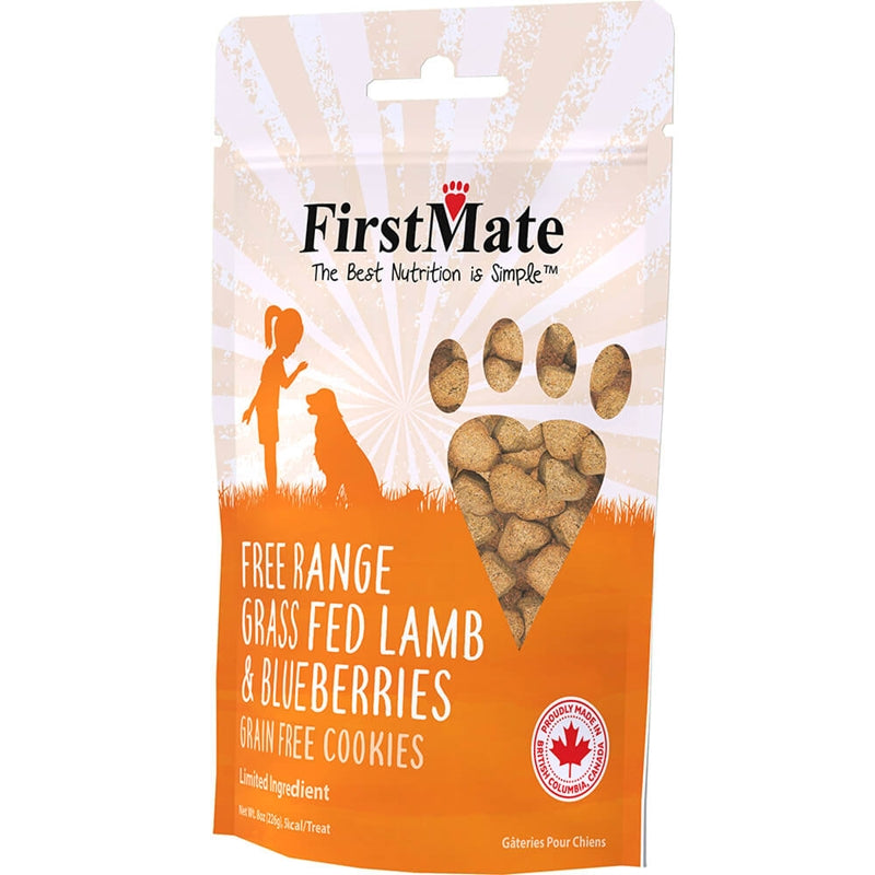 FirstMate | Grain Free Limited Ingredient Cookies