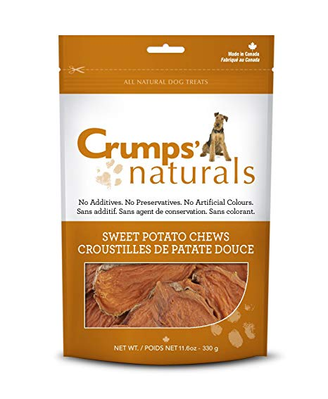 Crumps | Sweet Potato Chews