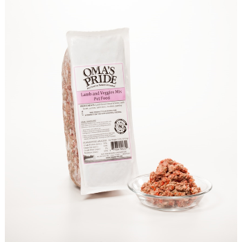 Oma's Pride | Raw Dog Food