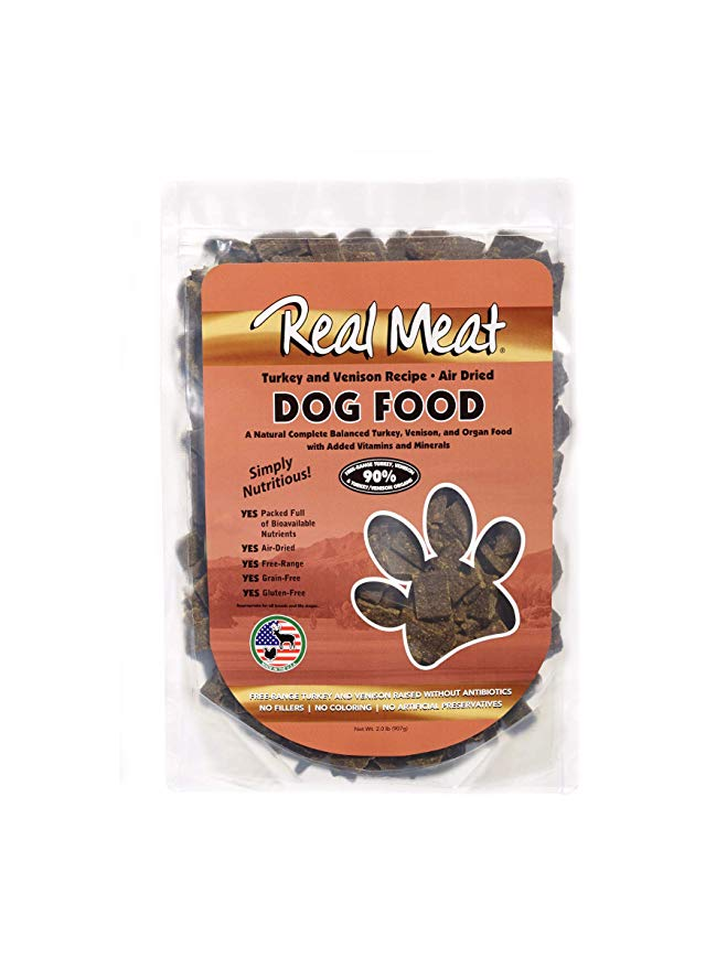 Real Meat | Dog Food & Treats | 2lbs.