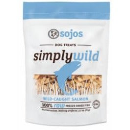 Sojos Simply Raw Freeze Dried Dog Treats