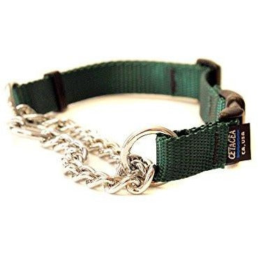 Martingale Collar with Quick Release