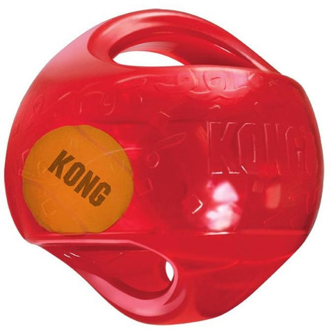Kong | Ballistic | Fire Hose Dog Toy
