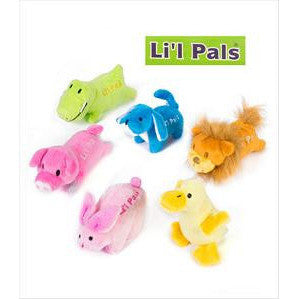 Li'l Pals® Plush Dog Toy
