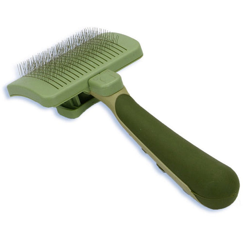 Safari | Self-Cleaning Slicker Brush
