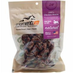 Momentum | Dog Cat Freeze-Dried Chicken Heart