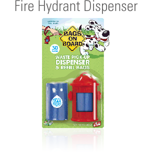 Bags On Board | Waste Bag Dispensers & Refill Bags