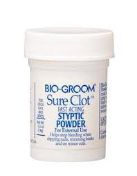Bio-Groom | Sure Clot | Styptic Powder