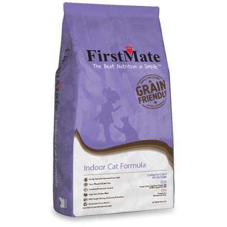 FirstMate | Indoor Cat Formula 5lbs. | Dry Cat Food