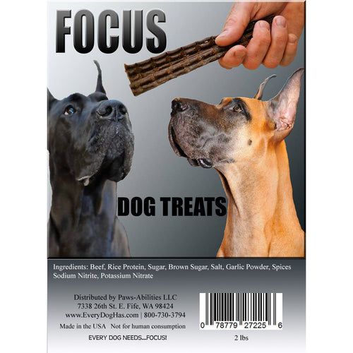 Focus Jerky Treats