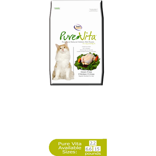 PureVita Dry Cat Food