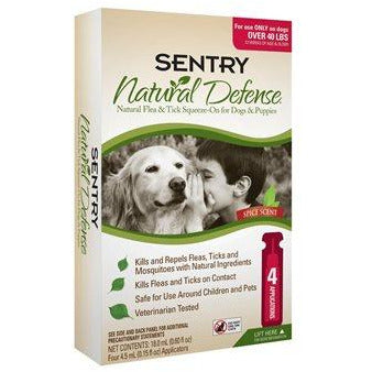 Sentry | Natural Defense Flea & Tick