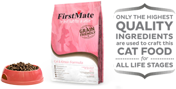 FirstMate | Grain Friendly | Cat & Kitten Formula