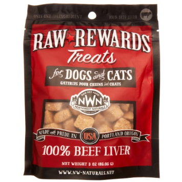Northwest Naturals | Raw Reward Freeze Dried Treats