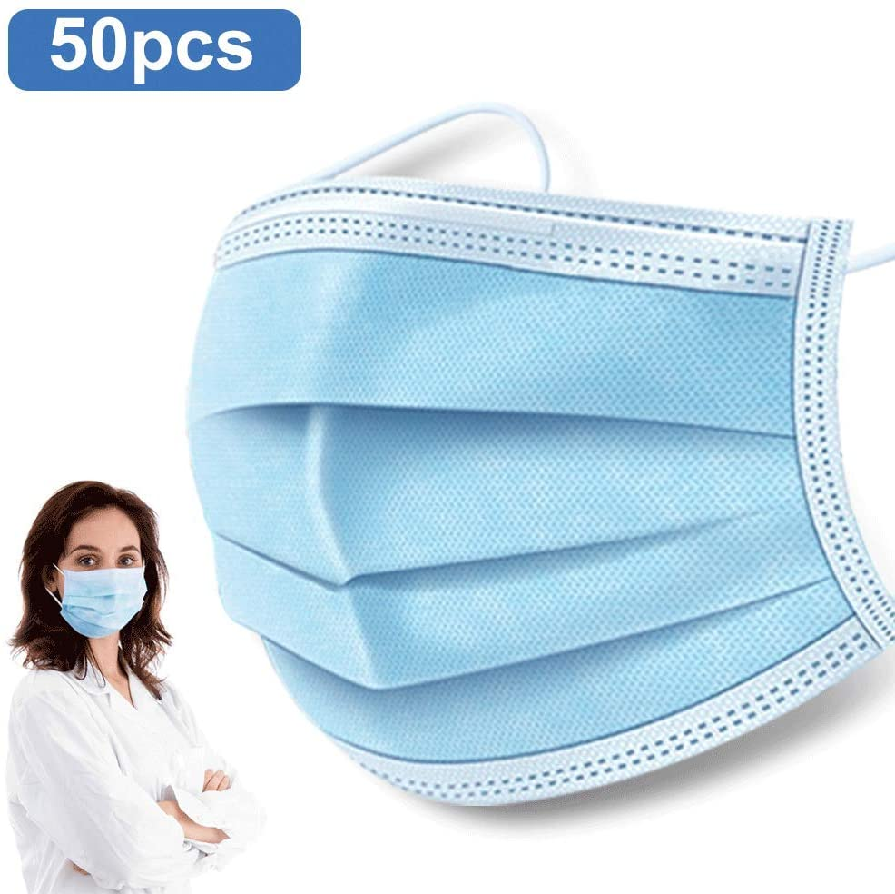 Disposable Face & Mouth Masks Women & Men