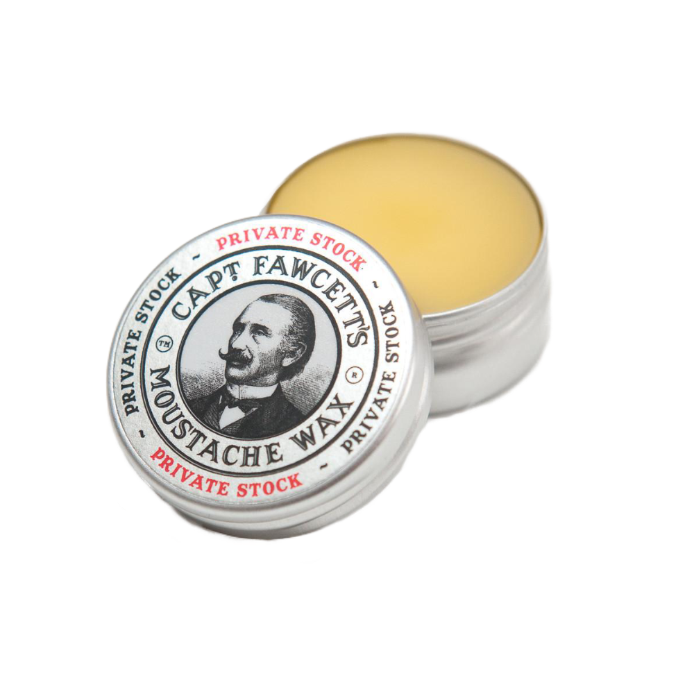 Captain Fawcett's Private Stock Mustache Wax