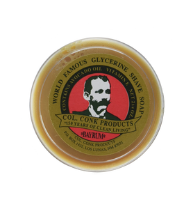 Colonel Conk Bay Rum Shave Soap (64G/2.25OZ)