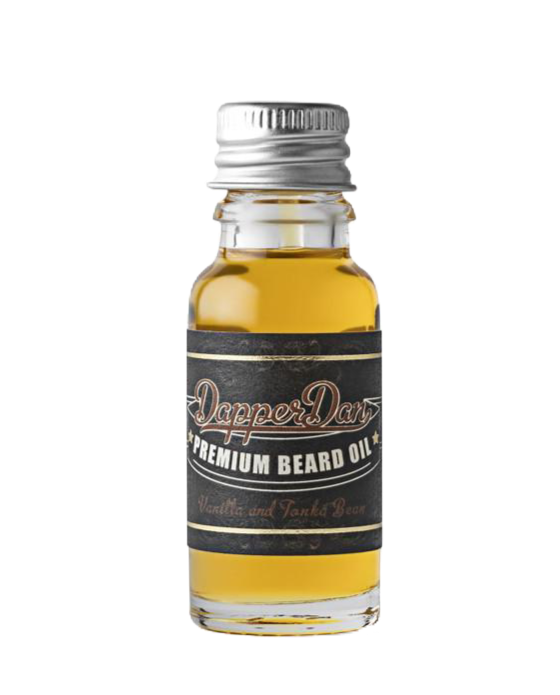 Dapper Dan Premium Beard Oil (15ml)
