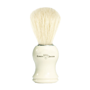Edwin Jagger 11P37 - Pure Bristle Shaving Brush - Ivory