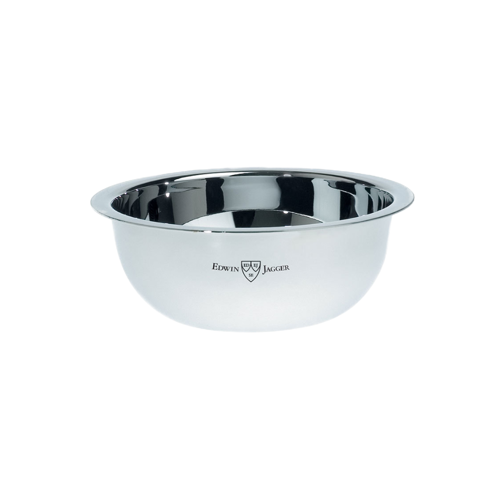 Edwin Jagger - RN6 Nickel Plated Shave Bowl