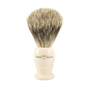 Edwin Jaggger 1ej877 - Best Badger Brush - Ivory