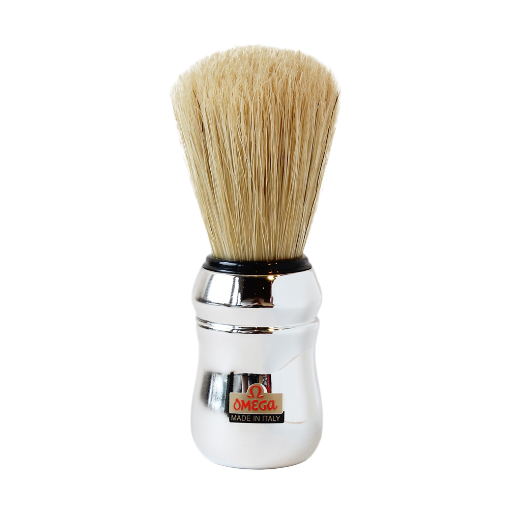 Omega 10083 Professional Boar Shaving Brush