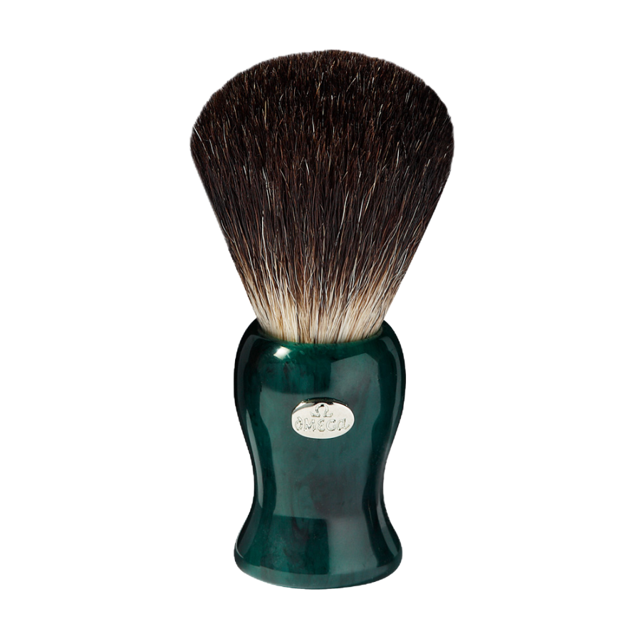 Omega 6218 - Black Badger Shaving Brush