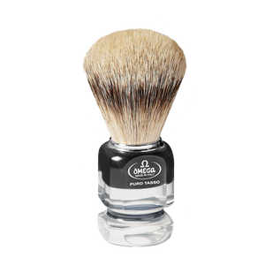 Omega 626 - SilverTip Badger Brush