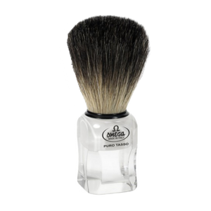 Omega 63164 - Pure Badger Hair Shaving Brush