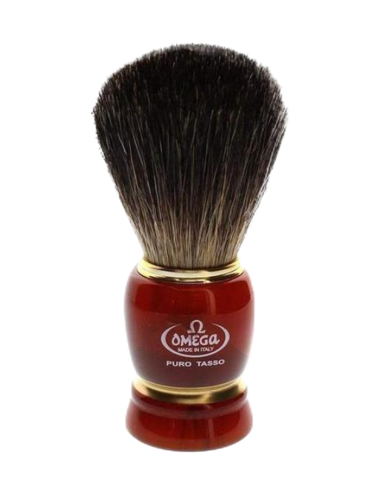 Omega 63185 - Pure Badger Shaving Brush