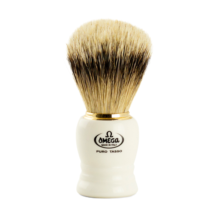 Omega 641 - SliverTip Shaving Brush