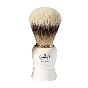 Omega 643 - Silvertip Badger Brush