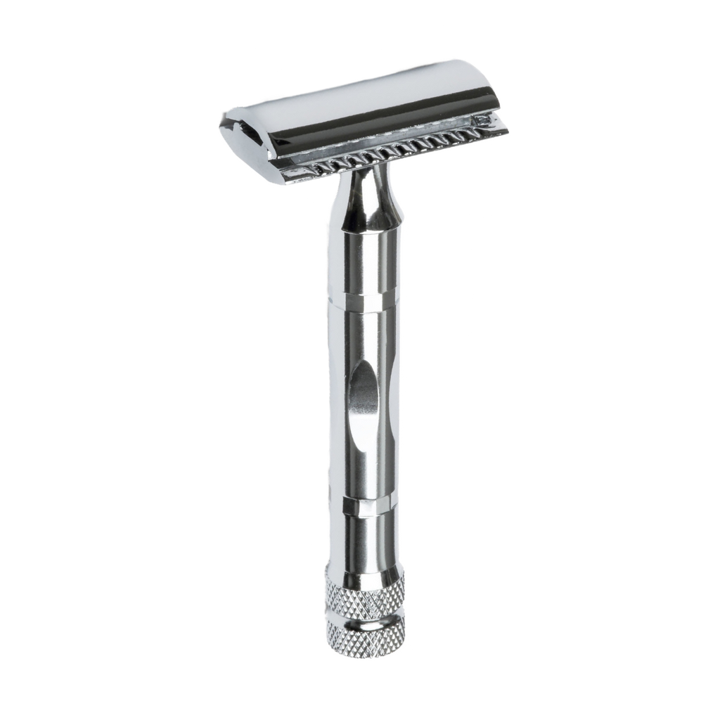 Parker 89R - Super Heavy Weight Double Edge Safety Razor