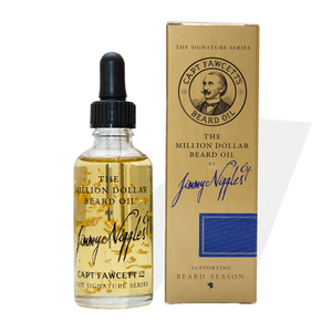 Captain Fawcett's - The Million Dollar Beard Oil (50ML/1.7OZ)