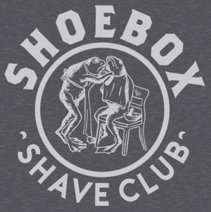 Shoebox Shave Club T-Shirt