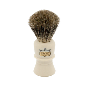 Simpsons - Beaufort B6 -  Pure Badger Brush