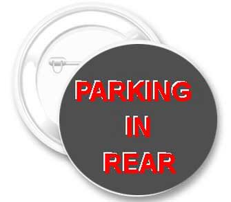 Parking In Rear Button