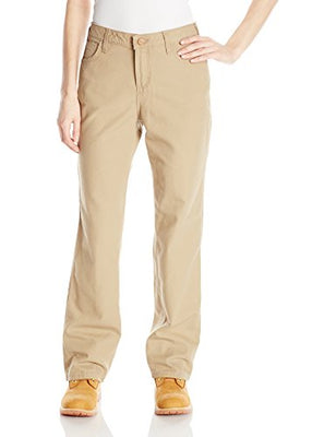 Carhartt Women's Flame Resistant Loose Fit Midweight Canvas Jean