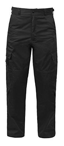 RCO-PANT-7823-BLK-MEDIUM: STK