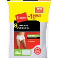 Mens No Ride Up Brief 8-Pack (2252P8)