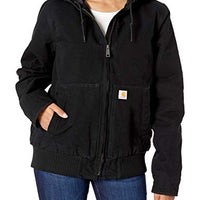 Carhartt Women's Active Jacket Wj130 (Regular and Plus Sizes)