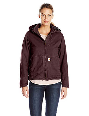 Carhartt 102248 Women's Full Swing Caldwell Jacket (Regular and Plus Sizes)