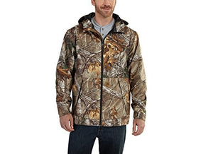 Carhartt Men's 101566 Camo Force Equator Jacket - X-Large - Realtree Xtra