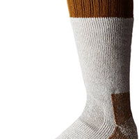 CAR-SOCK-A66-BRN-X-LARGE: STK