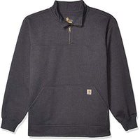 Carhartt Men's Big and Tall Big & Tall Rain Defender Paxton Quarter-Zip Sweatshirt