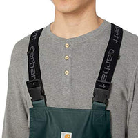Carhartt 103506 Men's Lightweight Waterproof Rainstorm Bib Overalls